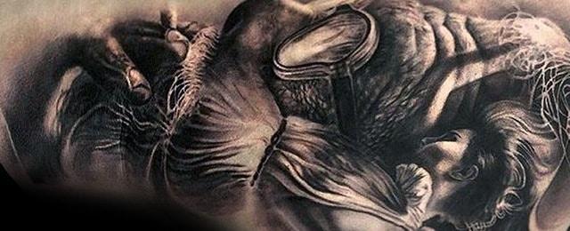 Incredible Tattoos For Men