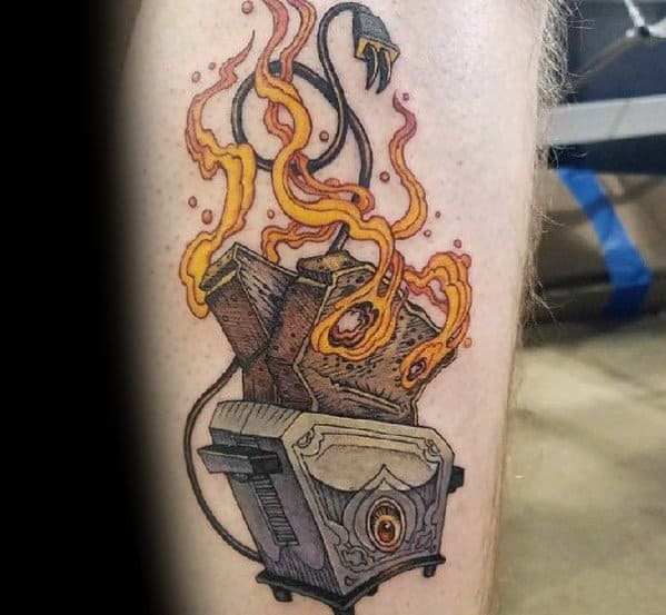 Incredible Toast Tattoos For Men