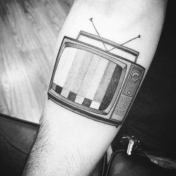Incredible Tv Tattoos For Men