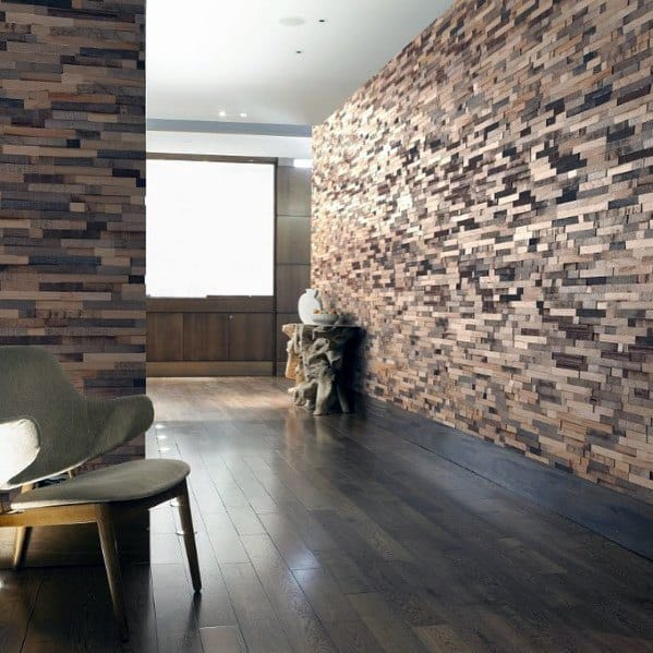 Incredible Wood Wall Ideas
