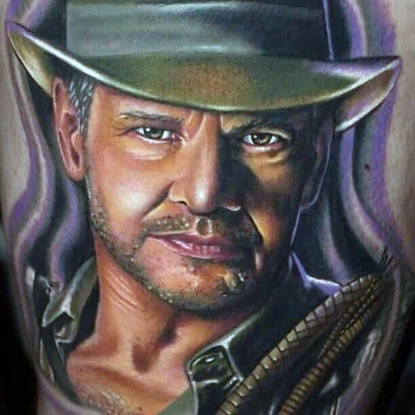 Indiana Jones Tattoos For Men