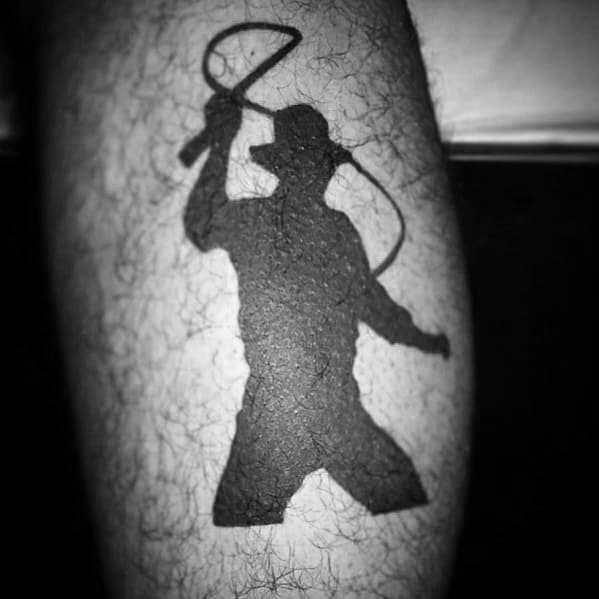 Indiana Jones Themed Tattoo Ideas For Men