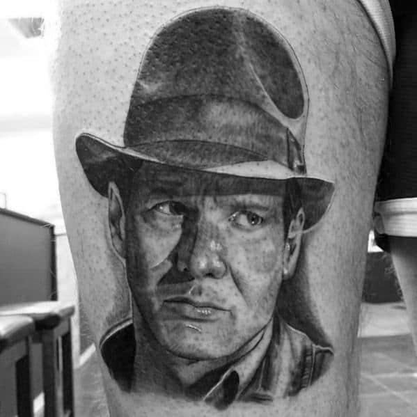 Indiana Jones Themed Tattoo Ideas