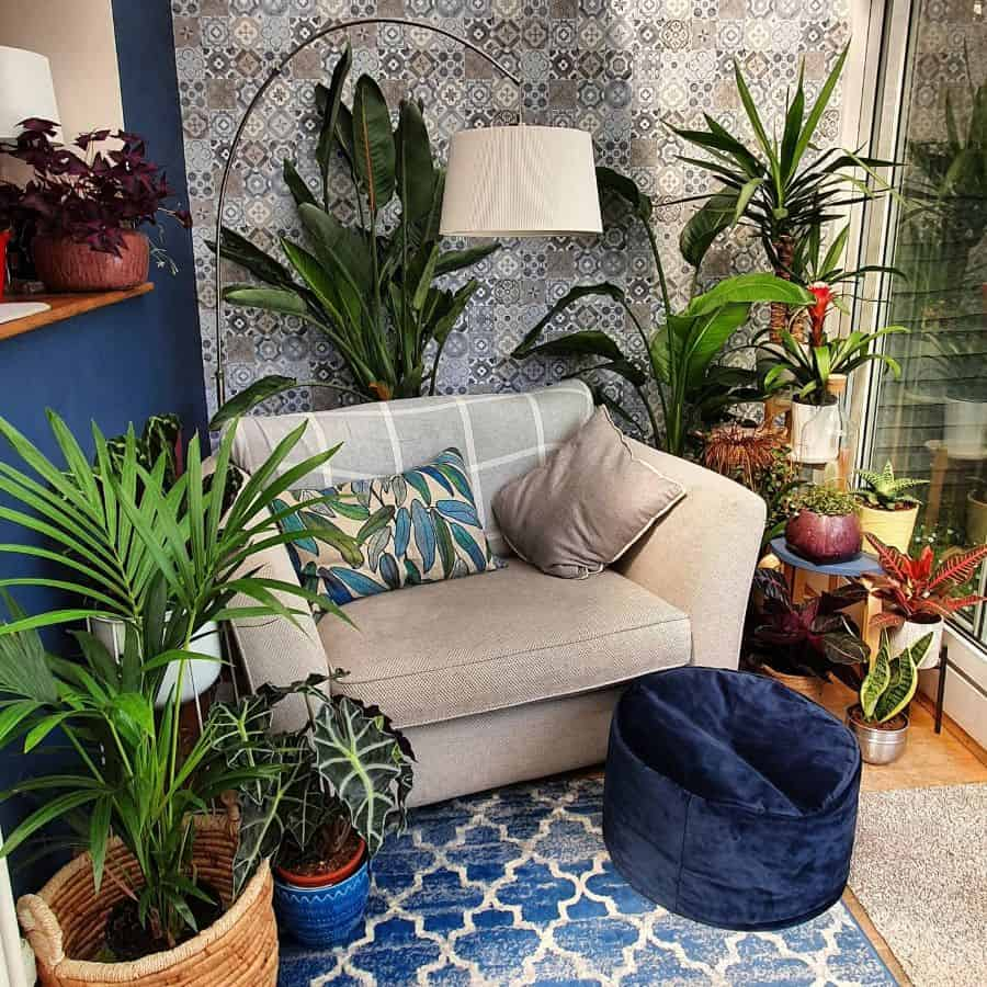 indoor container garden ideas vickyslittlegarden