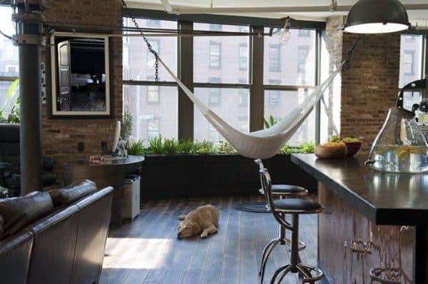 Indoor Hammock At Home Ideas