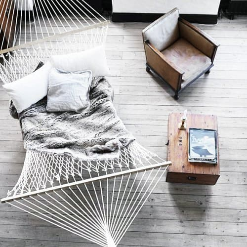 Indoor Hammock Design Ideas