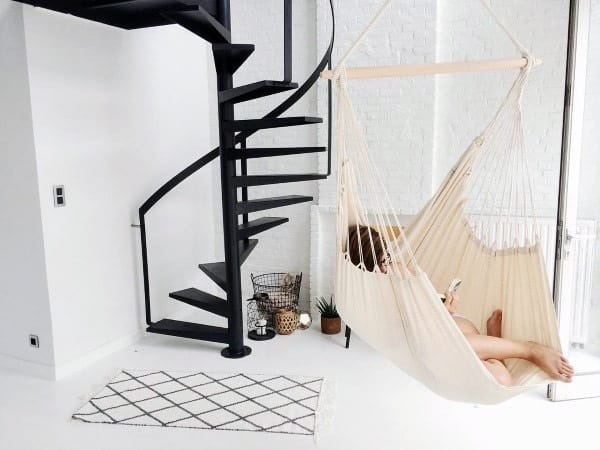 Indoor Hammock Design Inspiration Ideas