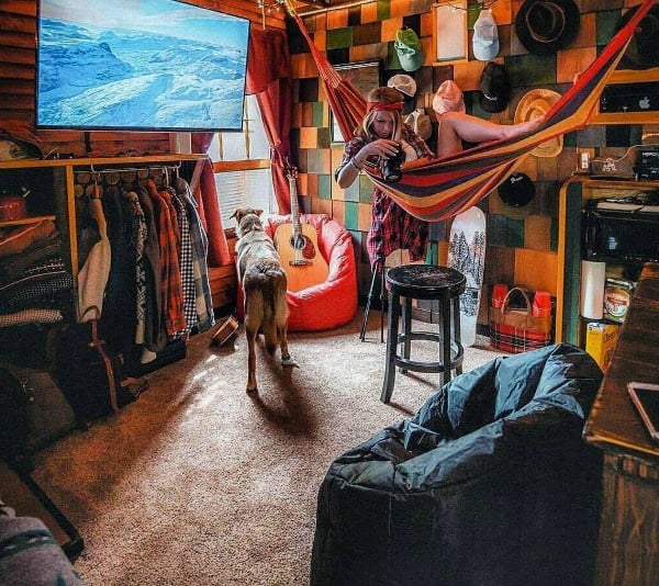 Indoor Hammock Designs