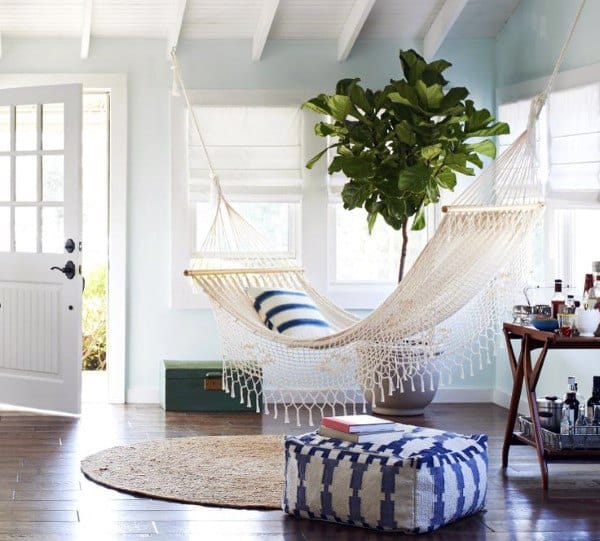 Indoor Hammock Ideas For Home