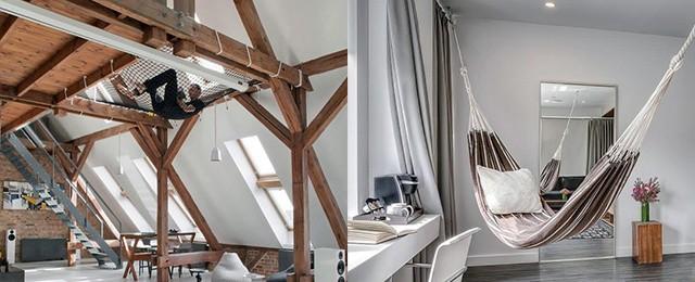 Top 40 Best Indoor Hammock Ideas – Cozy Hanging Spots