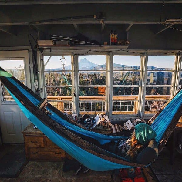 Indoor Hammock Inspiration