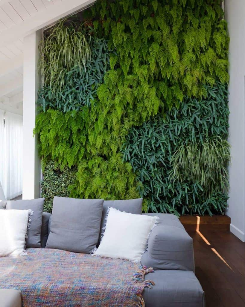 indoor vertical garden ideas richardrozenbaum