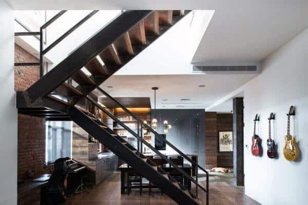 Industrial Decorating Interior Design Ideas