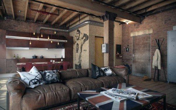 Industrial Design Interiors
