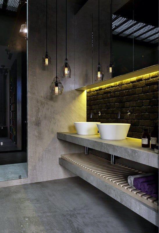 Industrial Design Style Interior Ideas