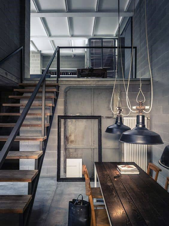 Industrial Home Interior Design