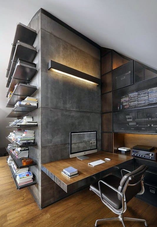 Industrial Interior Decor Designs