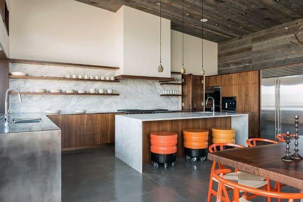 Industrial Kitchen Flooring Ideas