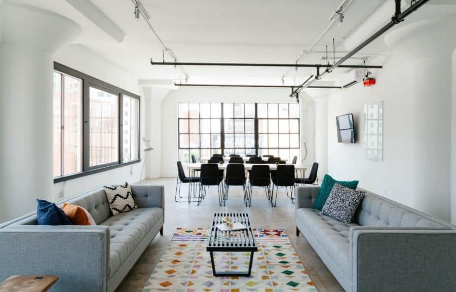 Industrial Living Room Decorating Ideas 9