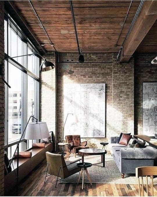 Industrial Modern Design Interior