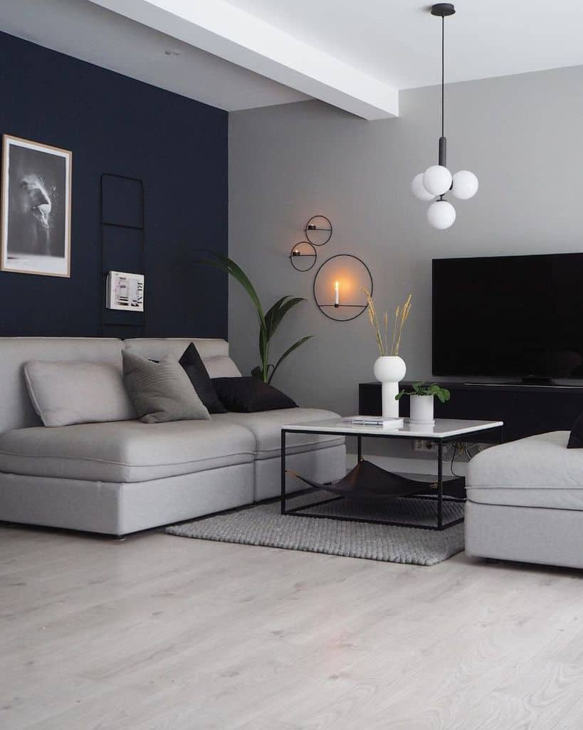 Industrial Small Living Room Ideas Carlberg Home