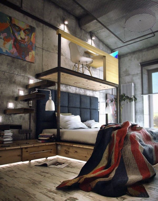 Industrial Style Interior Design Ideas