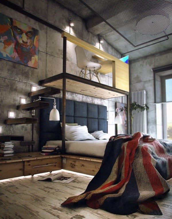 Industrial Style Interior Design Ideas