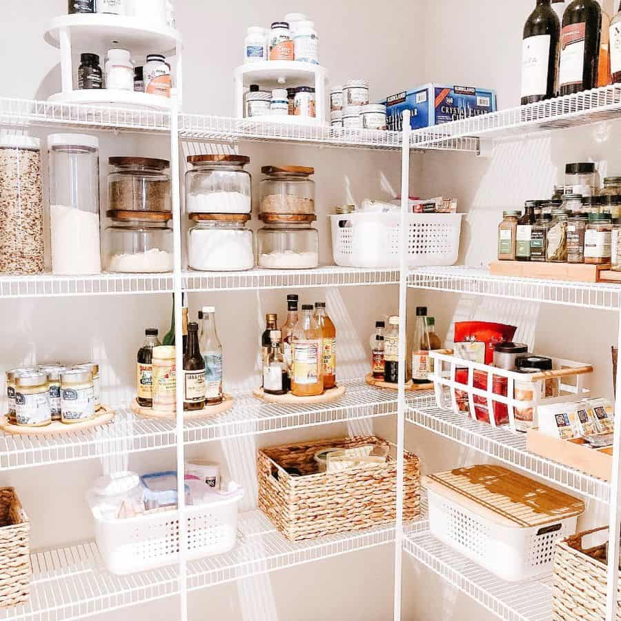 Inexpensive Pantry Shelving Ideas