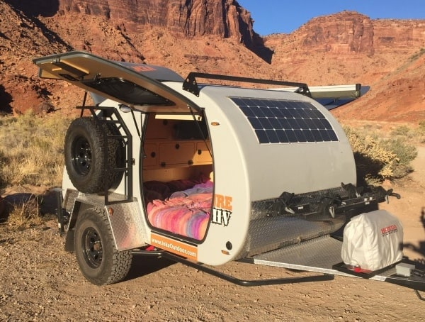 Inkaoutdoor Venture Ohv Off Road Campers