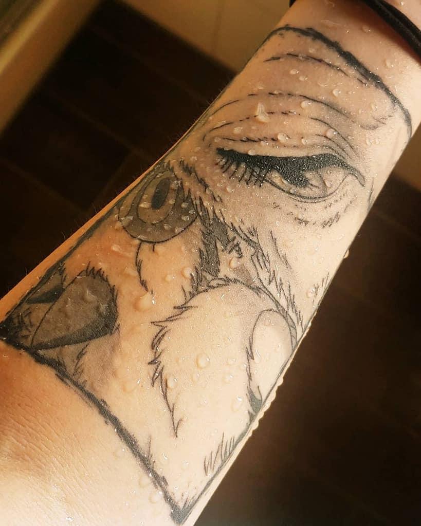 inlove-proncess-mononoke-tattoo-christineclare2011