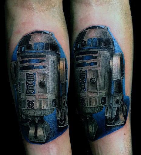 Inner Forearm Male Rd2d Tattoo