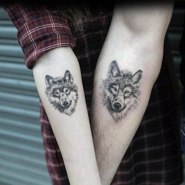 Top 100 Best Matching Couple Tattoos