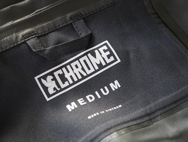 Inner Jacket Tag Chrome Chrome Industries Storm Seeker Shell Ms For Men