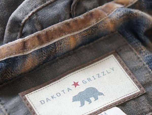Inner Tag Dakota Grizzly Tripp Travel Mens Coat