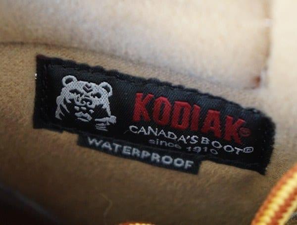 Inner Tag Kodiak Magog Mens Boots
