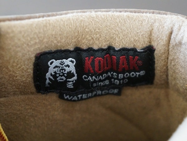 Inner Tag Kodiak Thane Boots For Men