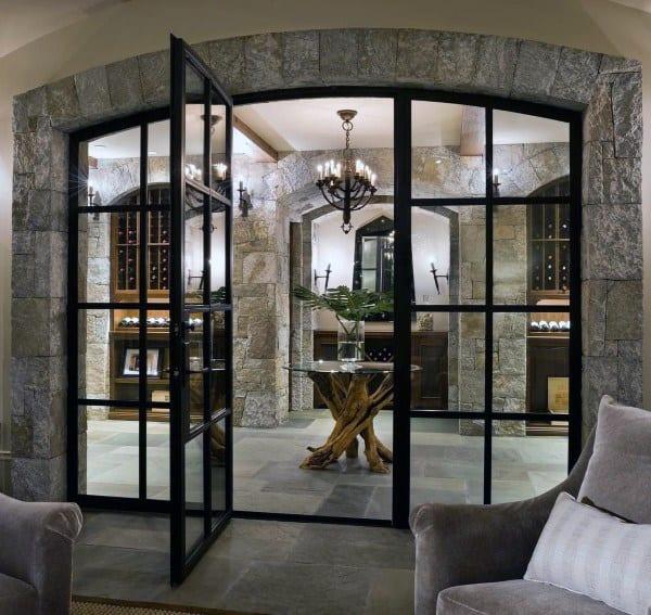 Innovative Wine Cellar Designs