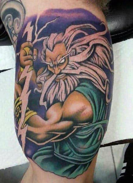 Inside Bicep Tattoos For Guys