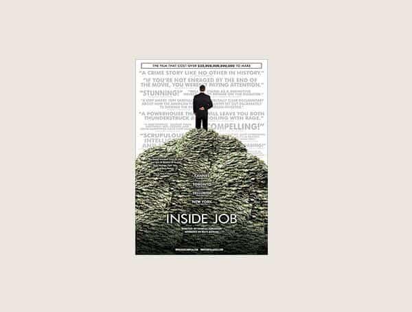Inside Job Best Entrepreneur Movies For Men