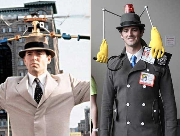 Inspector Gadget Best Mens Halloween Costume Ideas