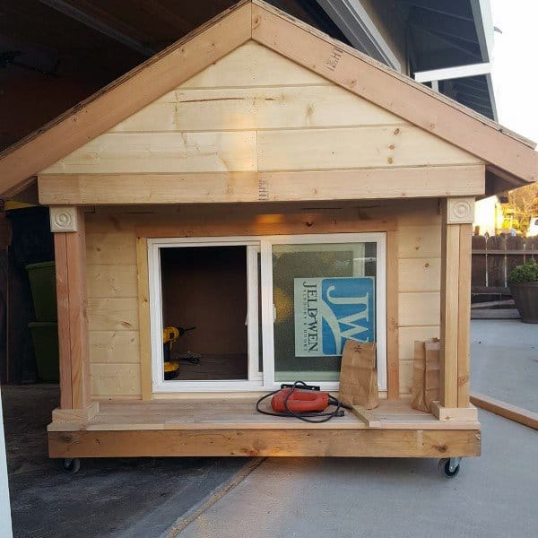Insulated Dog House Designs