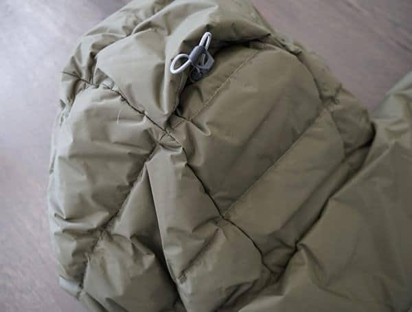 Insulated Hood Adjustable Back Holden Felton Down Parka For Men