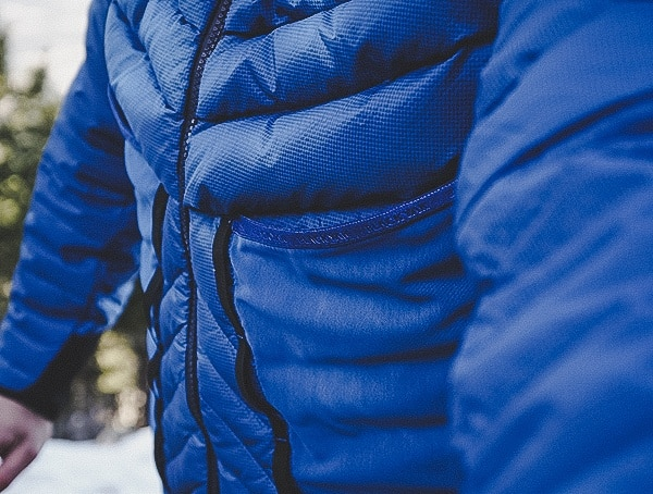 Insulated Mens Winter Jackets Blackyak Bakosi Review