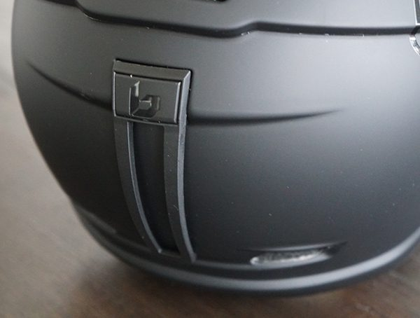Integrated Goggle Strap On Back Of Helmet Bolle Instinct Mips