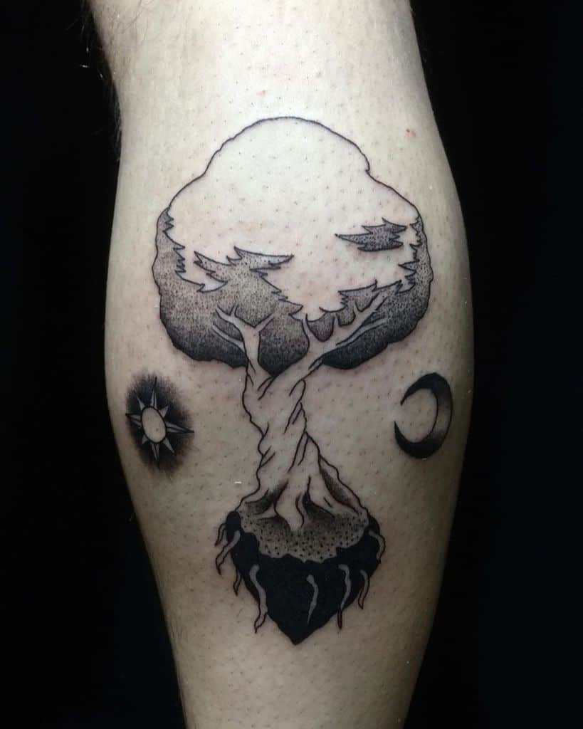 minimalistic straightforward and interesting Yggdrasil design