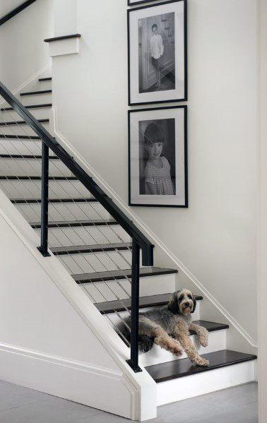 Interior Basement Staircase Design