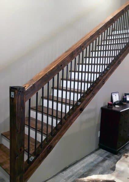 Interior Basement Stairs Design
