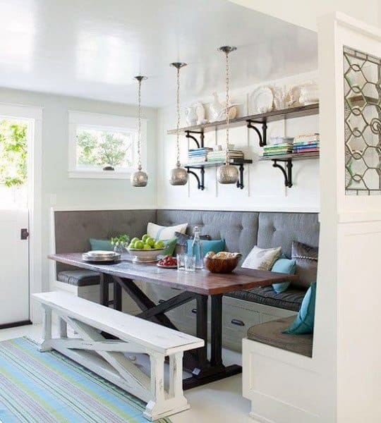 Interior Breakfast Nook