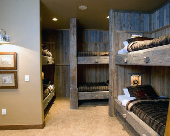 top 70 best bunk bed ideas space saving bedroom designs rh nextluxury com