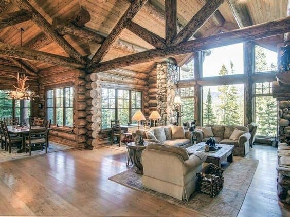 Interior Design Cabins